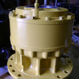 Rotations gearbox